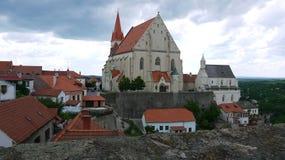 Vieux Znojmo 1 Image libre de droits