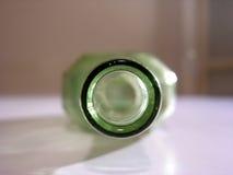 Vieux zoom 1 de bouteille Photos libres de droits