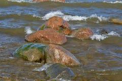 Viev залива Стоковое Изображение RF