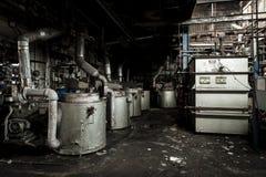 Abandoned Factory - Ferry Cap & Screw Company - Cleveland, Ohio Royalty Free Stock Photo