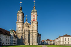 View at the Abbey Cathedral of St.Gallen - Switzerland Stock Photo
