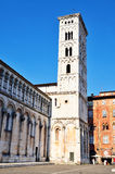 View from above of Lucca Royalty Free Stock Image