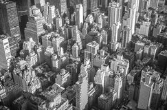 View above New York Stock Photography