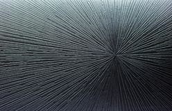 Abstract black background with radial and lines. View of the Abstract black background with radial and lines Stock Photography