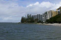 Holiday Resort Paradise stock photography