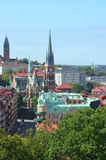 View Across Gothenburg Stock Photos