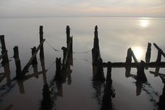 View across the Humber Stock Photos