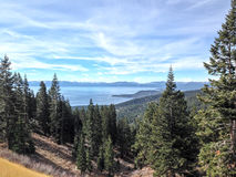View Across Lake Tahoe Royalty Free Stock Photo