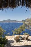 View across the Mediterranean Royalty Free Stock Photography