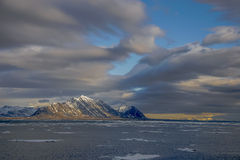 Svalbard Royalty Free Stock Images
