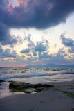 View across twilight bay Royalty Free Stock Photo
