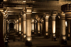 A view of Adalaj step well . Ahmedabad, Gujarat Stock Photography