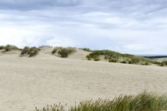 View from the Agilis Dune Stock Image