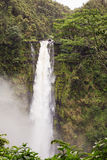 View of Akaka Falls Royalty Free Stock Photo