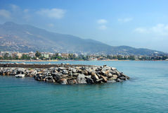 View on Alanya Stock Images