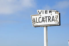 View Alcatraz Royalty Free Stock Images