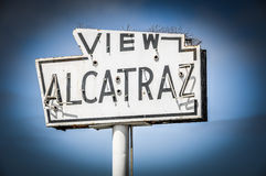 View Alcatraz Stock Photography