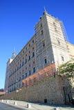 View on Alcazar de Toledo, Toledo, Spain Stock Photos