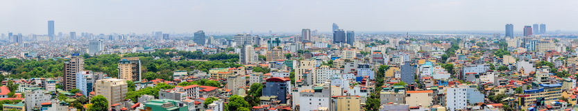 View all Hanoi city Stock Image