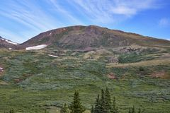 Guanella Pass, Colorado Stock Images