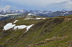 Rocky Mountain National Park, Colorado royalty free stock photo