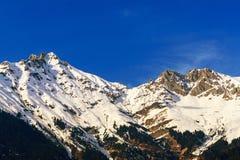 View of Alps around Innsbruck Stock Image