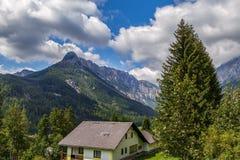 View of Alps, Austria Stock Photography