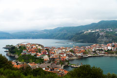 View of Amasra Royalty Free Stock Photos