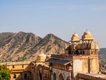 View at Amer Fort Stock Photography
