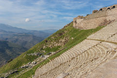 View of the amphitheater Royalty Free Stock Photography