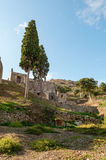 View of Ancient Monastery Royalty Free Stock Photography