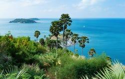 View of the Andaman Sea Royalty Free Stock Photos