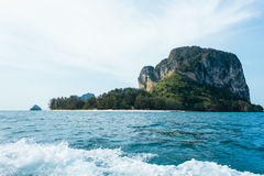 View of andaman sea, thailand Royalty Free Stock Photo