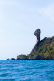 View of andaman sea in Thailand Stock Image