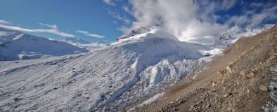 View of Annapurna, Nepal royalty free stock image