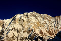 View of the Annapurna South Stock Images