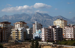 A view of Antalya. Stock Photos