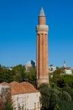 View at the Antalya, Turkey. Classical view at the Antalya, Turkey Stock Photography