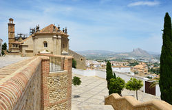 View of Antequera Stock Image