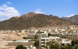 View of Aqaba, Jordan Stock Image