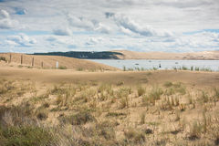 View of The Arcachon Bay, Aquitaine, France Stock Photography