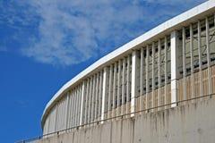 CLOSE VIEW OF MOSES MABHIDA STADIUM Stock Images
