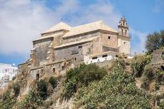 View of Arcos de la Frontera, Spain Stock Photos