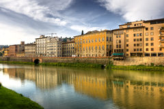 The view of Arno Stock Photography