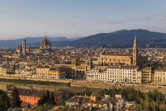 View of the Arno River Royalty Free Stock Photos