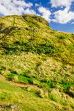 View of Arthur's Seat in Edinburgh Stock Photos