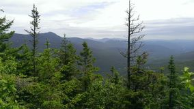 View from Mount Chocorua, New Hampshire royalty free stock photos