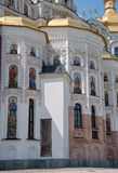 View of Assumption Cathedral in Kiev Pechersk Lavra, Ukraine Stock Image