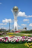 A view in Astana Royalty Free Stock Photo