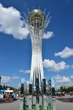 A view in Astana Royalty Free Stock Images